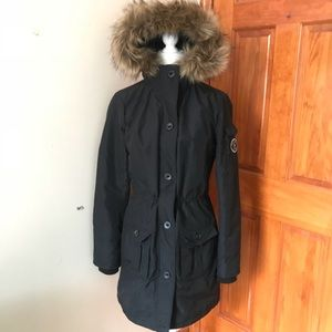 Abercrombie & Fitch parka